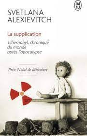 La Supplication - Livre de Svetlana Alexievitch
